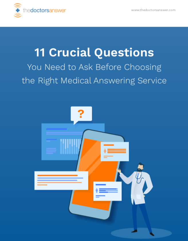 Choosing the Right Medical Answering Service